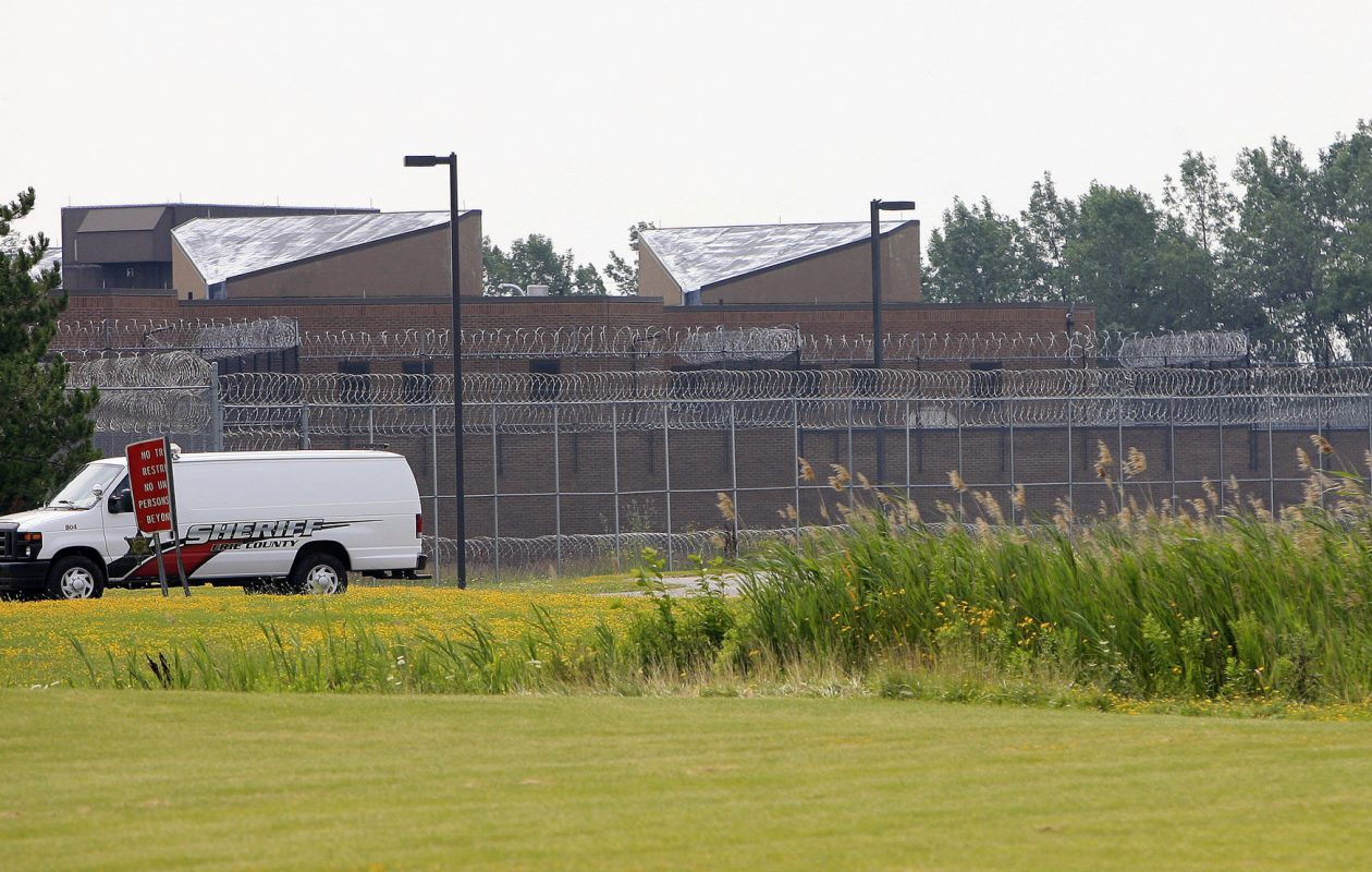 The Sheriff's Department refused to tell emergency responders the true condition of an inmate at the county correctional facility in Alden. (Harry Scull Jr./Buffalo News file photo)