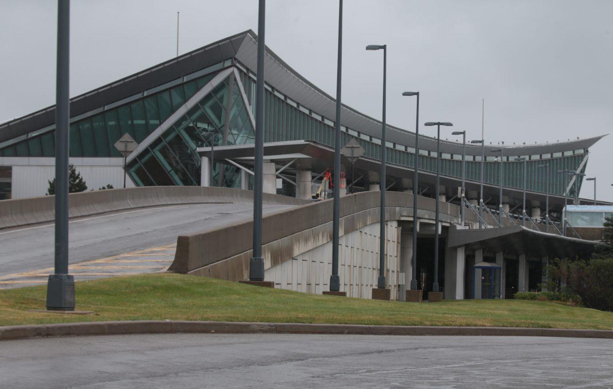 JD Power has ranked the Buffalo Niagara International Airport the nation's top medium size airport. (John Hickey/Buffalo News file photo)