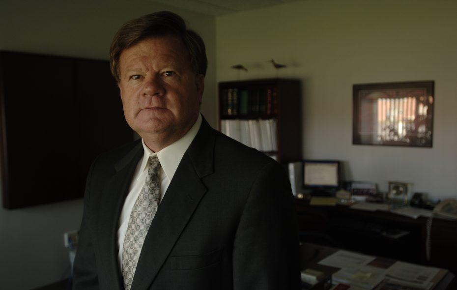 Former Starpoint Central Superintendent C. Douglas Whelan. (file photo by Derek Gee/Buffalo News)