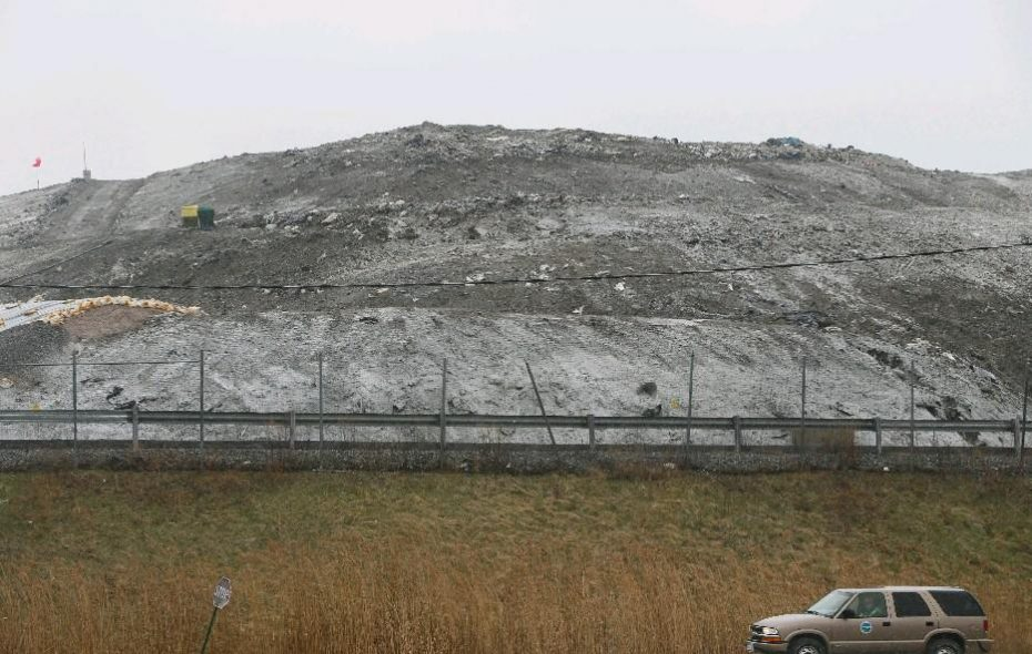 CWM Chemical Services is seeking to add a new hazardous waste landfill at its Balmer Road facility. (Derek Gee/News file photo)