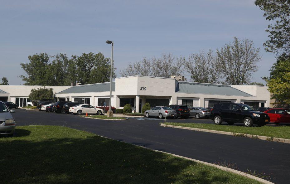 Catholic Health decided to locate drug treatment clinic at 210 John Glenn Drive. (John Hickey/Buffalo News)
