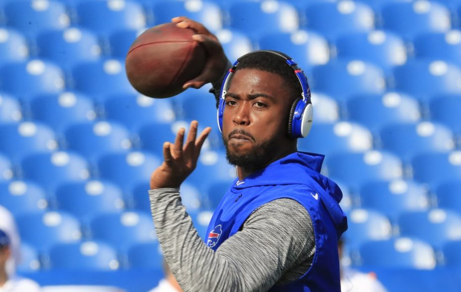 Bills quarterback Tyrod Taylor has no concern about a letdown against the Bengals. (Harry Scull Jr./Buffalo News)