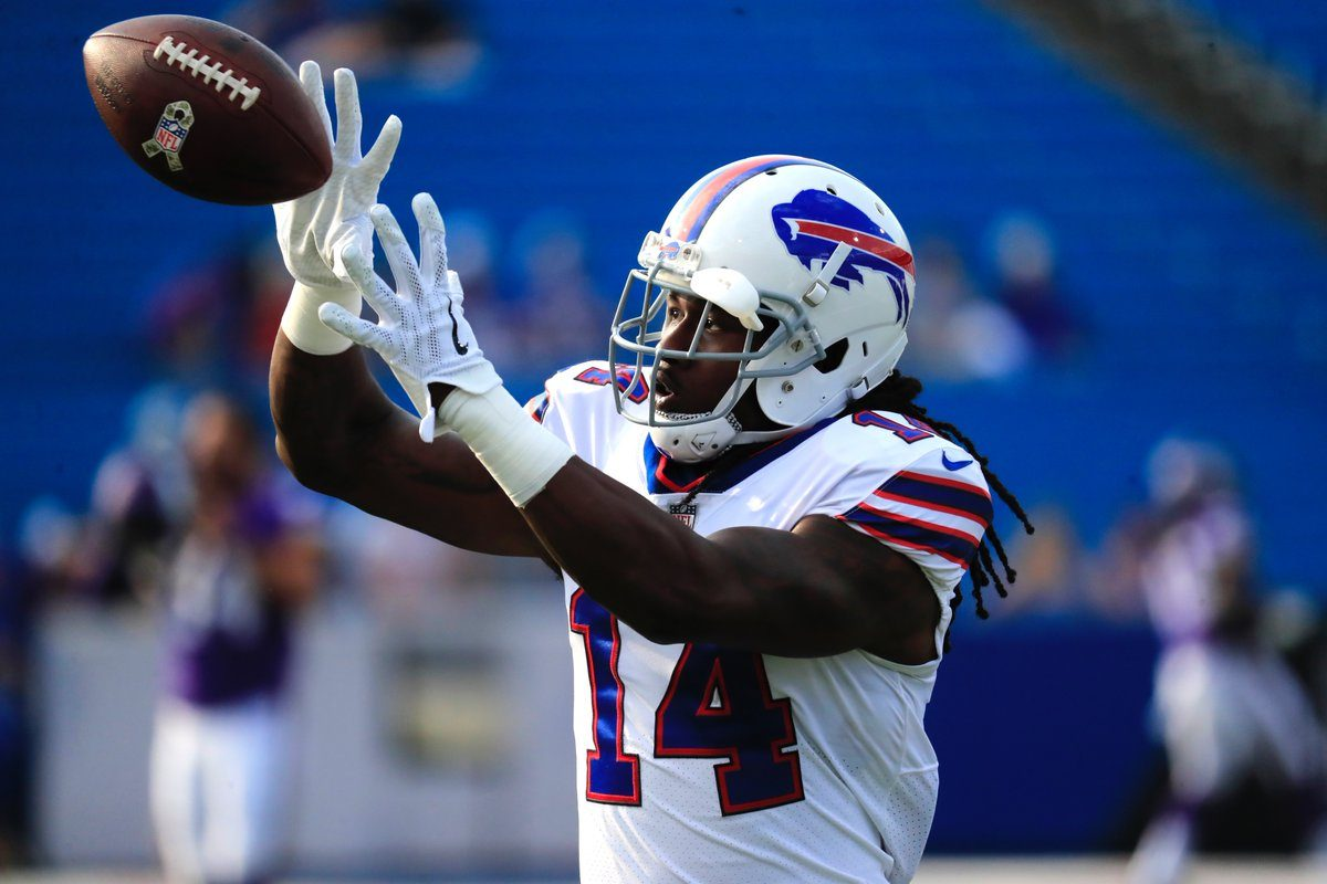 Wide receiver Sammy Watkins was traded to the Los Angeles Rams on Friday by the Bills. (Harry Scull Jr./Buffalo News)