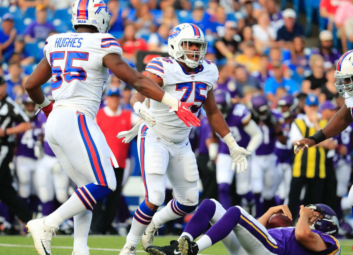new styles f5965 e8d6f Bills sign Eddie Yarbrough to one-year contract – The Buffalo ...