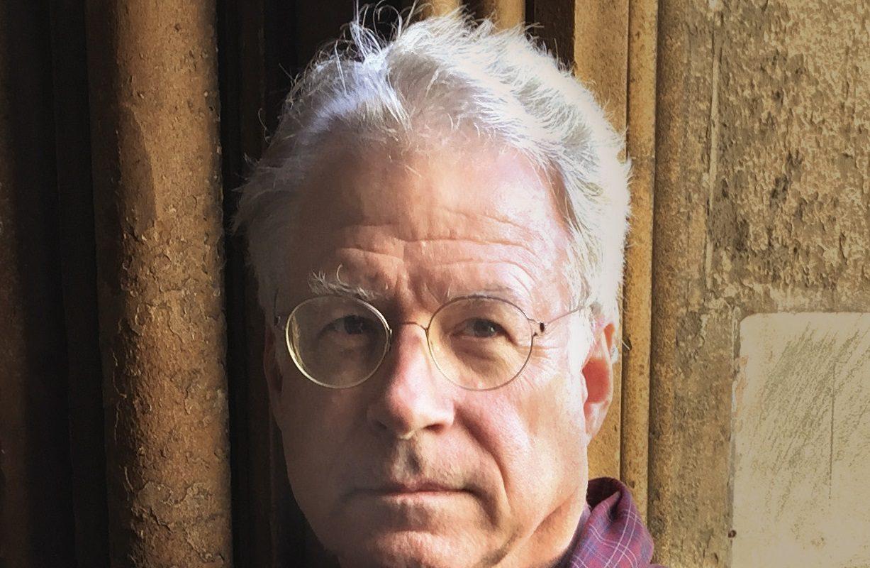Author Daniel Mark Epstein (Photo by Sarah Longaker)