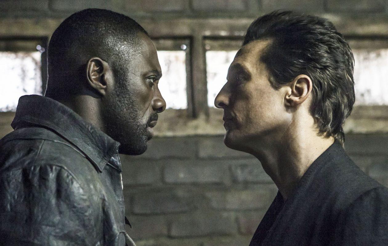 Idris Elba and Matthew McConaughey in 'The Dark Tower.' (Ilze Kitshoff, Sony Pictures Entertainment)