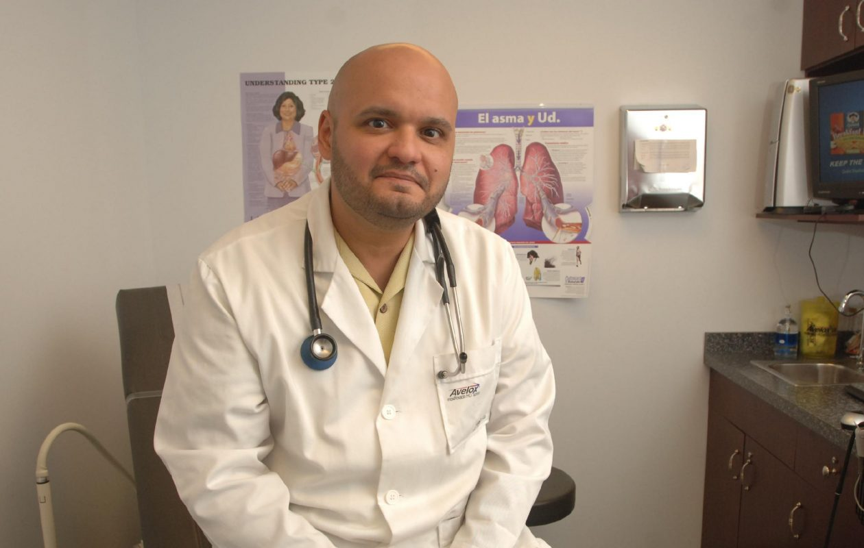 Dr. Raul Vazquez will be keynote speaker on Saturday during a free conference at Daemen College designed to bring high school and college students behind the scenes of health careers. The conference is among National Public Health Week events in the region.