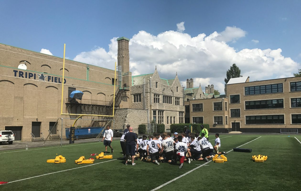 Canisius High holds its first day of practice Monday.