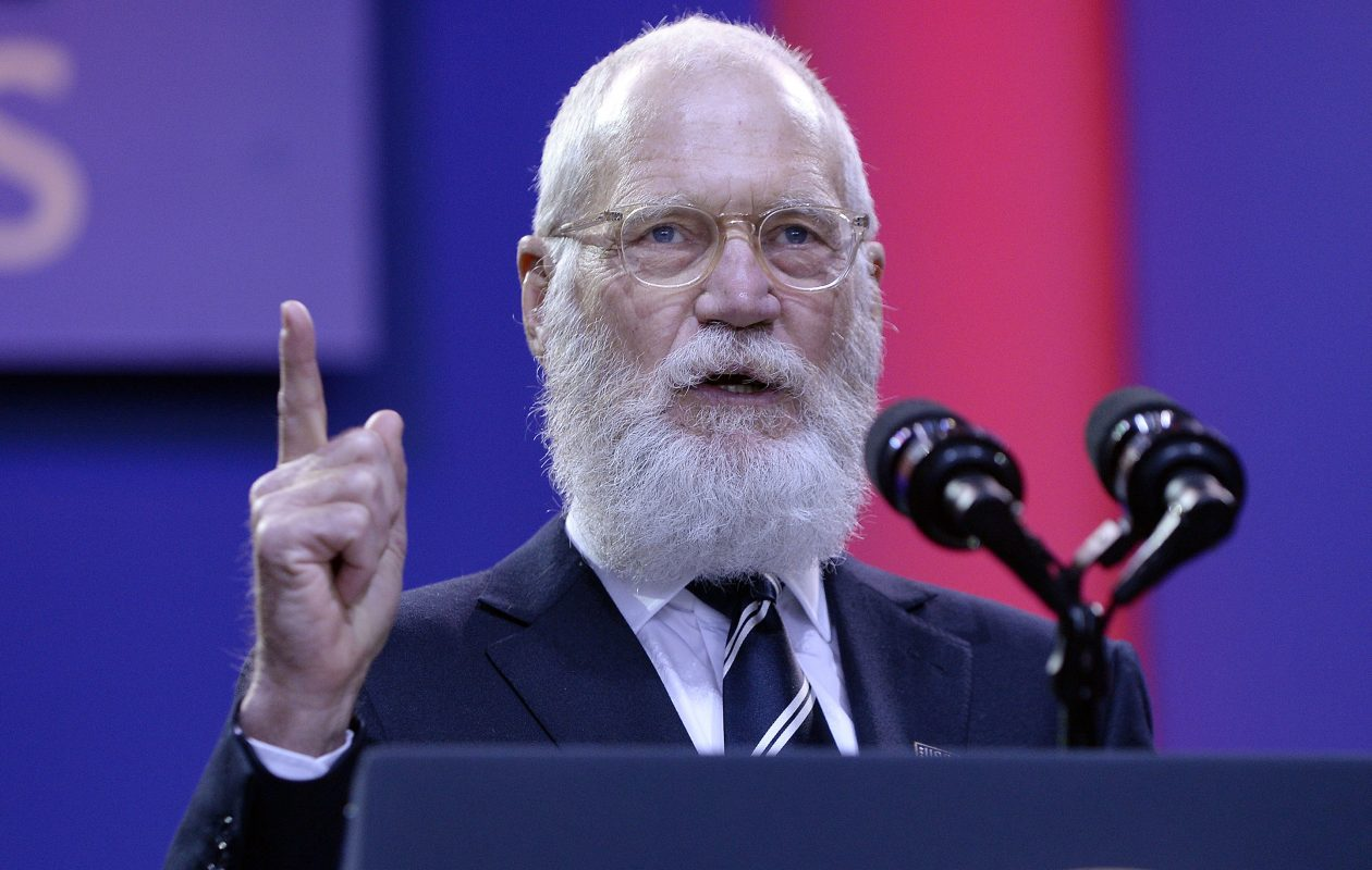 David Letterman's still-to-be-named series will launch next year on Netflix. (Tribune News Service)