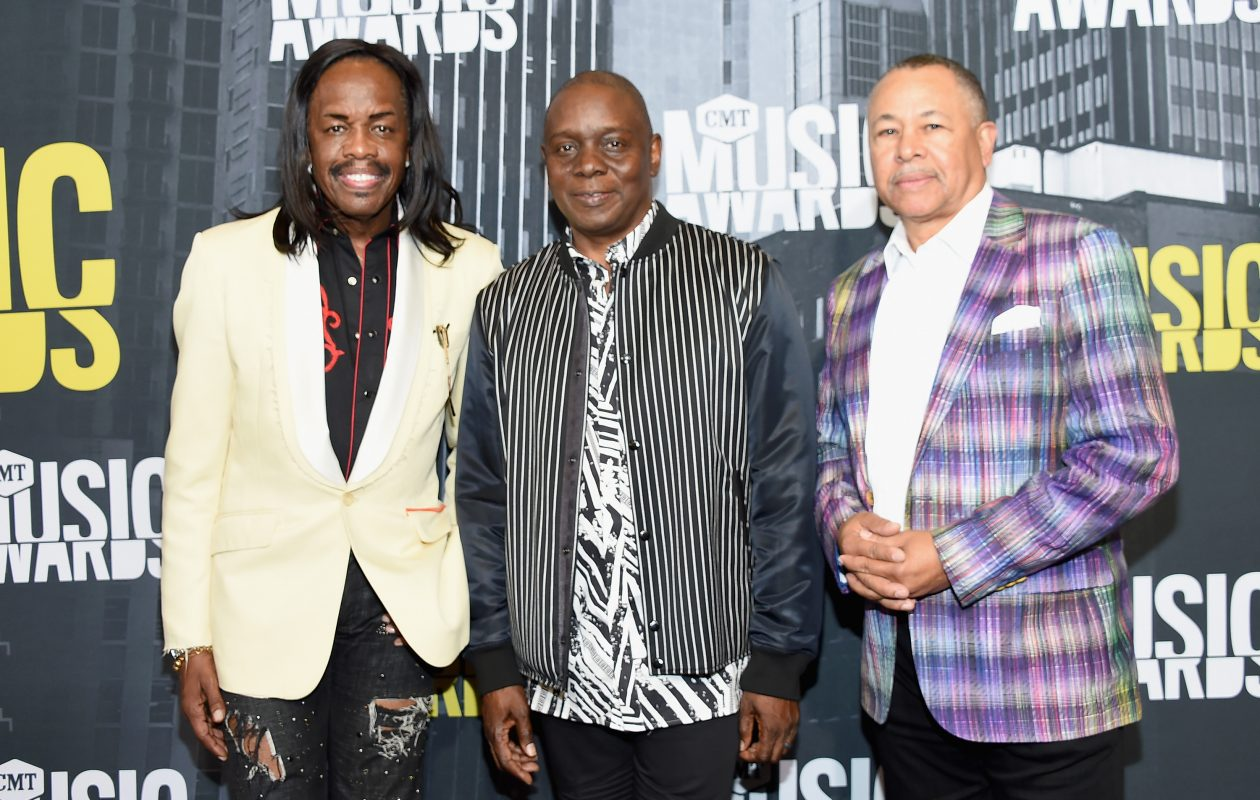 Earth Wind and Fire - featuring Verdine White, left, Philip Bailey and Ralph Johnson - perform Aug. 11 at KeyBank Center. (Getty Images)