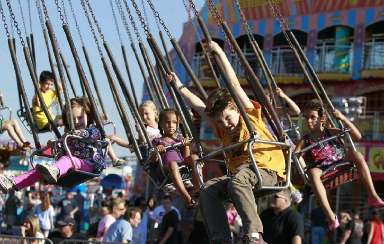 The Erie County Fair opens on Wednesday.  (John Hickey/Buffalo News file photo)