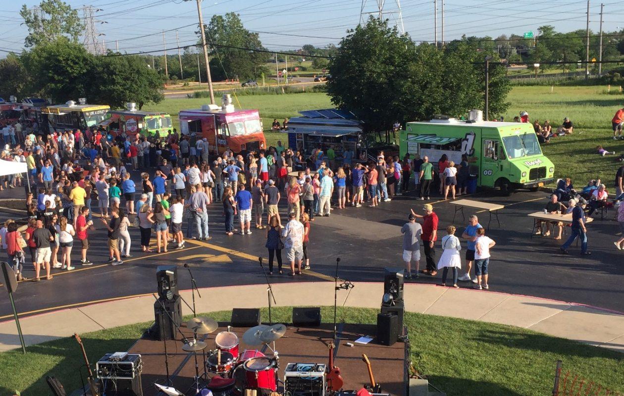 Food Truck Fridays will continue through September at the Buffalo Niagara Marriott, 1340 Millersport Hwy., Amherst. Event begins at 5:30 p.m. (Photo Buffalo Niagara Marriott)