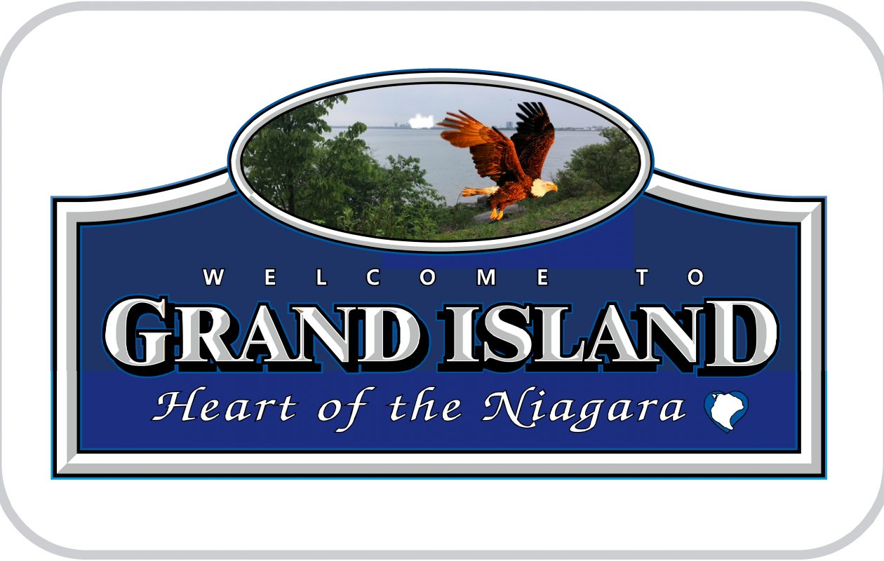 Grand Island approves new welcome sign design