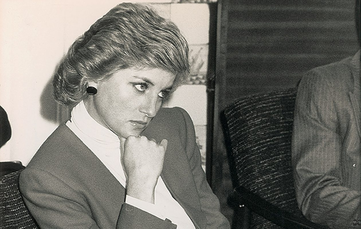 A 1988 news photo of Princess Diana, the subject of the 'Story of Diana,' which will not run on Aug. 10 due to the Bills preseason game. (Getty Images)