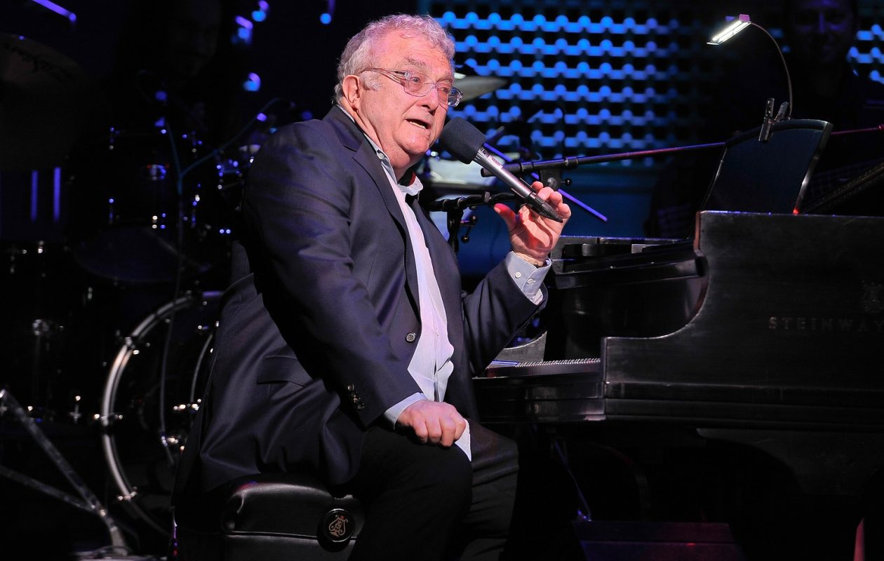 Jeff Simon is impressed by the personal emotion emanating from Randy Newman's new disc, 'Dark Matter.' (Steve Jennings/Getty Images for The Painted Turtle)