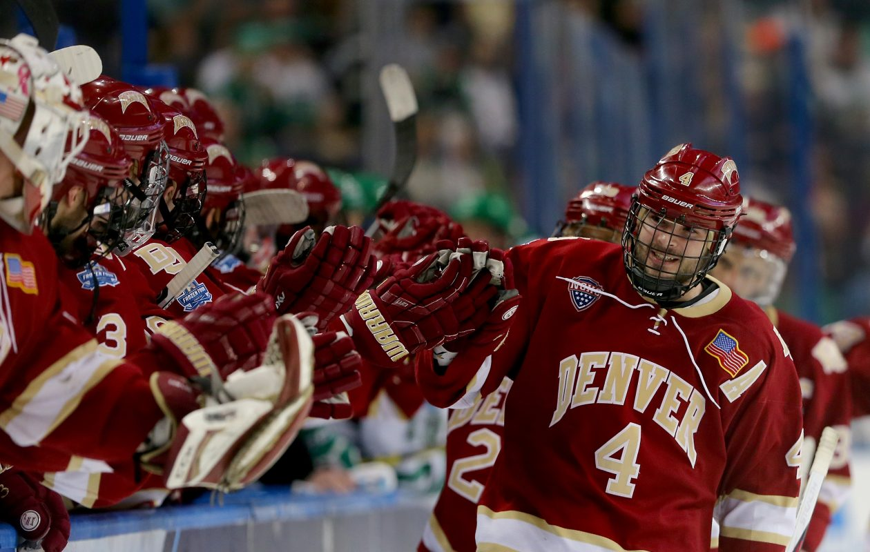 Will Butcher signed with New Jersey, and he could be in Buffalo next month for Prospects Challenge. (Getty Images)
