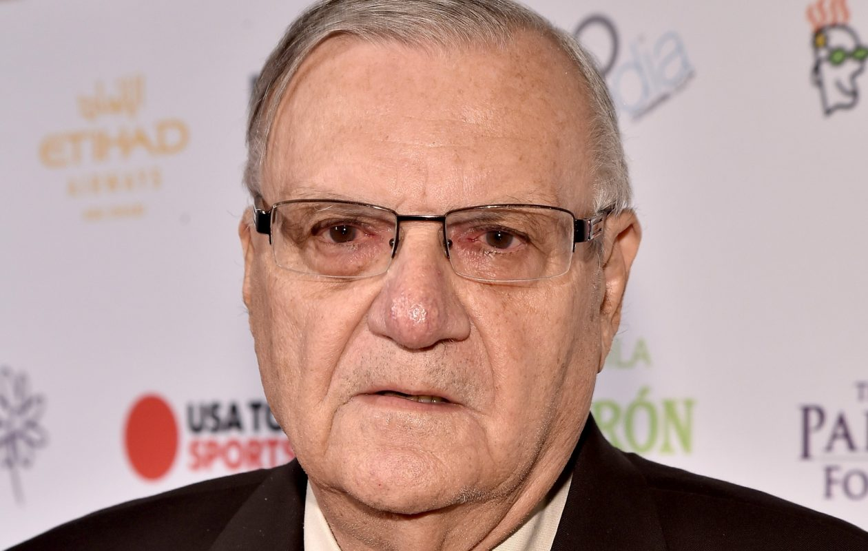 Former Arizona Sheriff Joe Arpaio, 85, is a hero of the political right. (Getty Images)