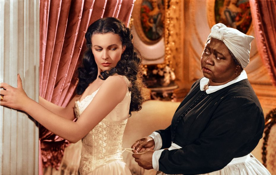 "Vivien Leigh and Hattie McDaniel in ""Gone With the Wind."" (News file photo)"