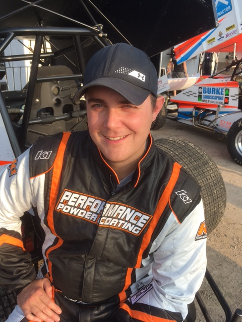 Aug. 30 WNY Driver of the Week: Jared Zimbardi