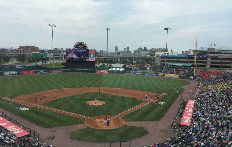 Quick Hits: Bisons 4, Indianapolis 1