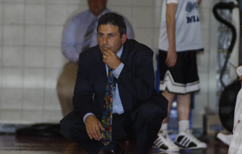 Rich Jacob coached the Buffalo Rapids back in 2005. (Mark Mulville/Buffalo News file photo)