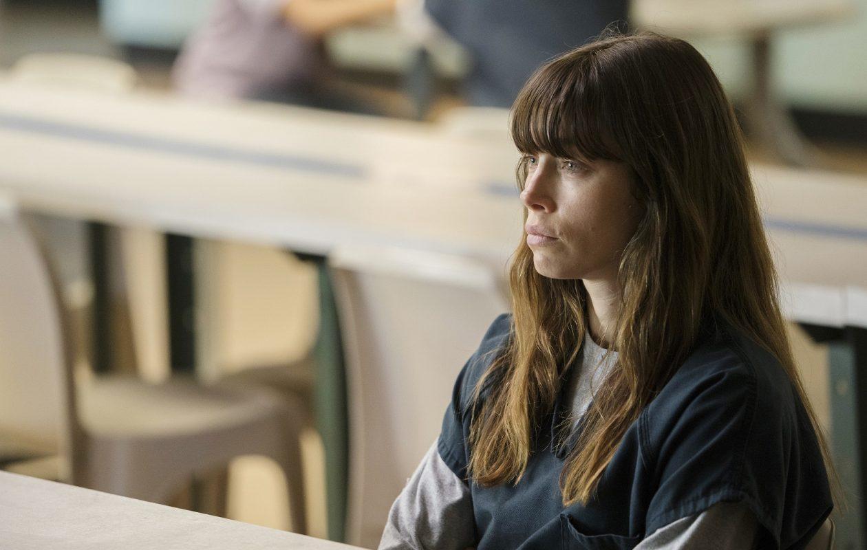 Jessica Biel as Cora Tannetti in 'The Sinner.' (Peter Kramer/USA Network/TNS)