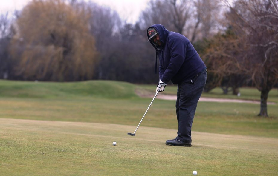Nearly $13,500 came up missing from Grover Cleveland Golf Course. (John Hickey/News file photo)