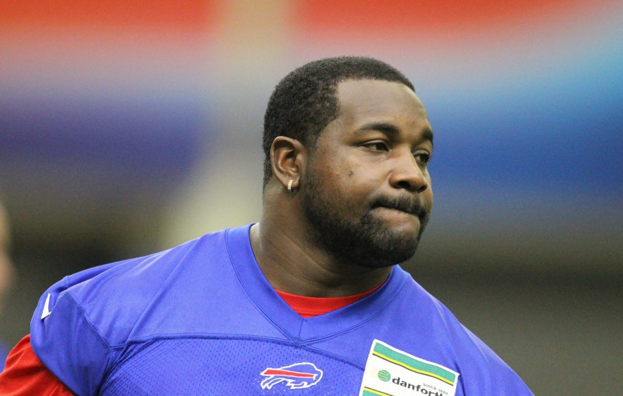 Marcell Dareus (James P. McCoy/Buffalo News)
