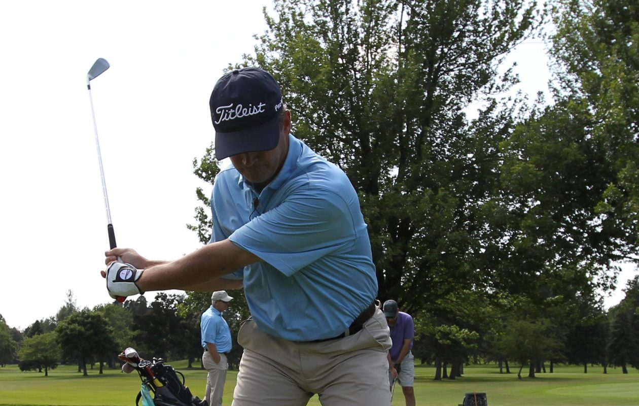 Tim Fries, a member of the PGA board of directors, is playing a prominent role at this week's PGA Championship.  (James P. McCoy/Buffalo News file photo)
