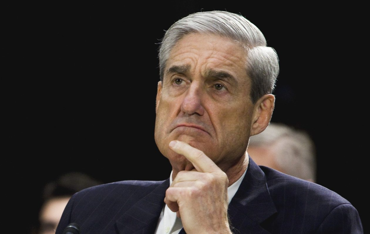 Robert Mueller III. (New York Times)