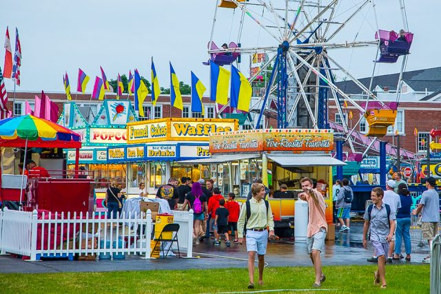 """You've been to a real carnival - now you can be an extra on one in a movie. Producers from """"The Adventures of Wolfboy"""" need extras for a large carnival scene to be filmed in Buffalo. (Special to The News/Don Nieman)"""