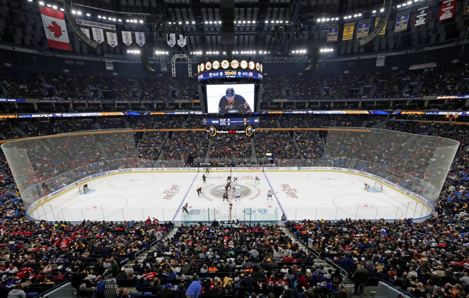 Sabres hold line on individual ticket starting prices, revamp Mini-Packs