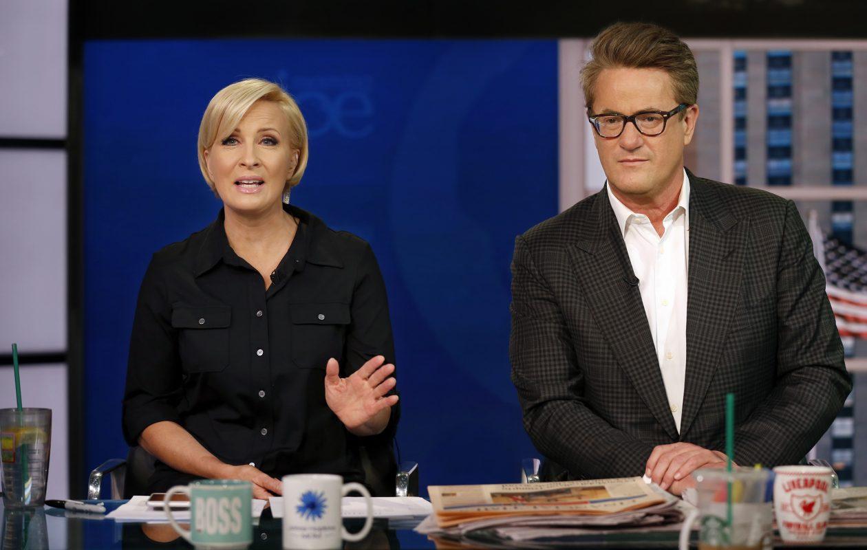 'Morning Joe' co-hosts Mika Brzezinski and Joe Scarborough. (TNS file photo)