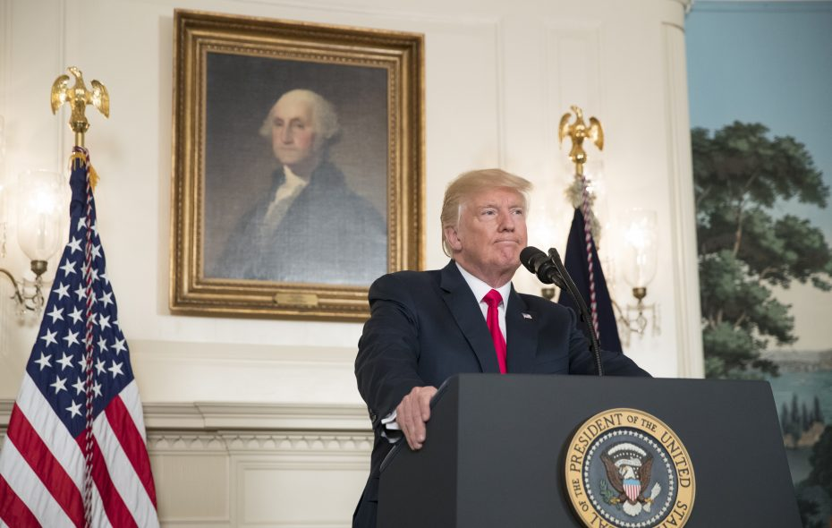 President Trump appeared to reference the Clarence Republican in a tweet. (Tom Brenner/New York Times file photo)