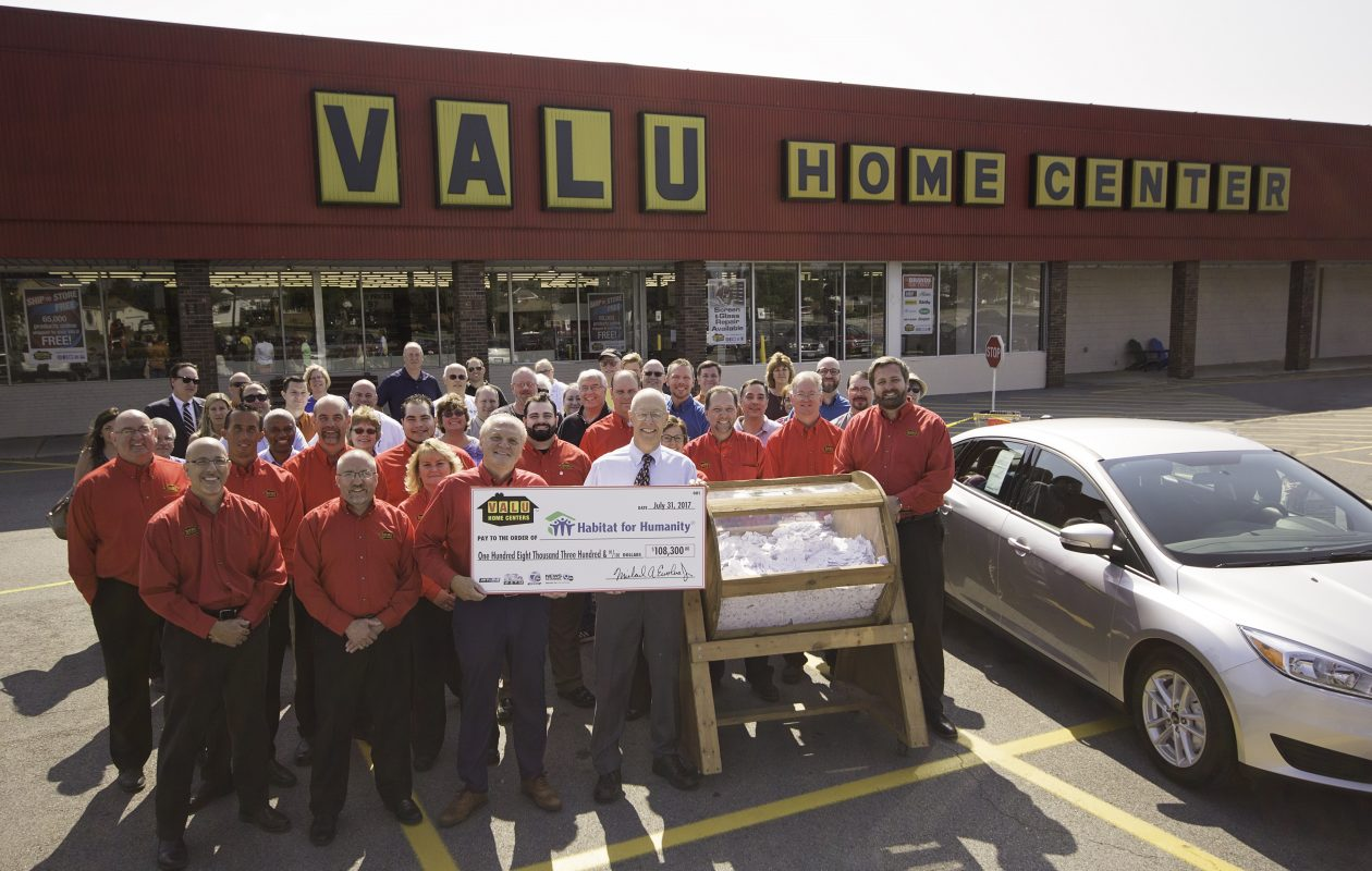 Photo courtesy of Valu Home Centers