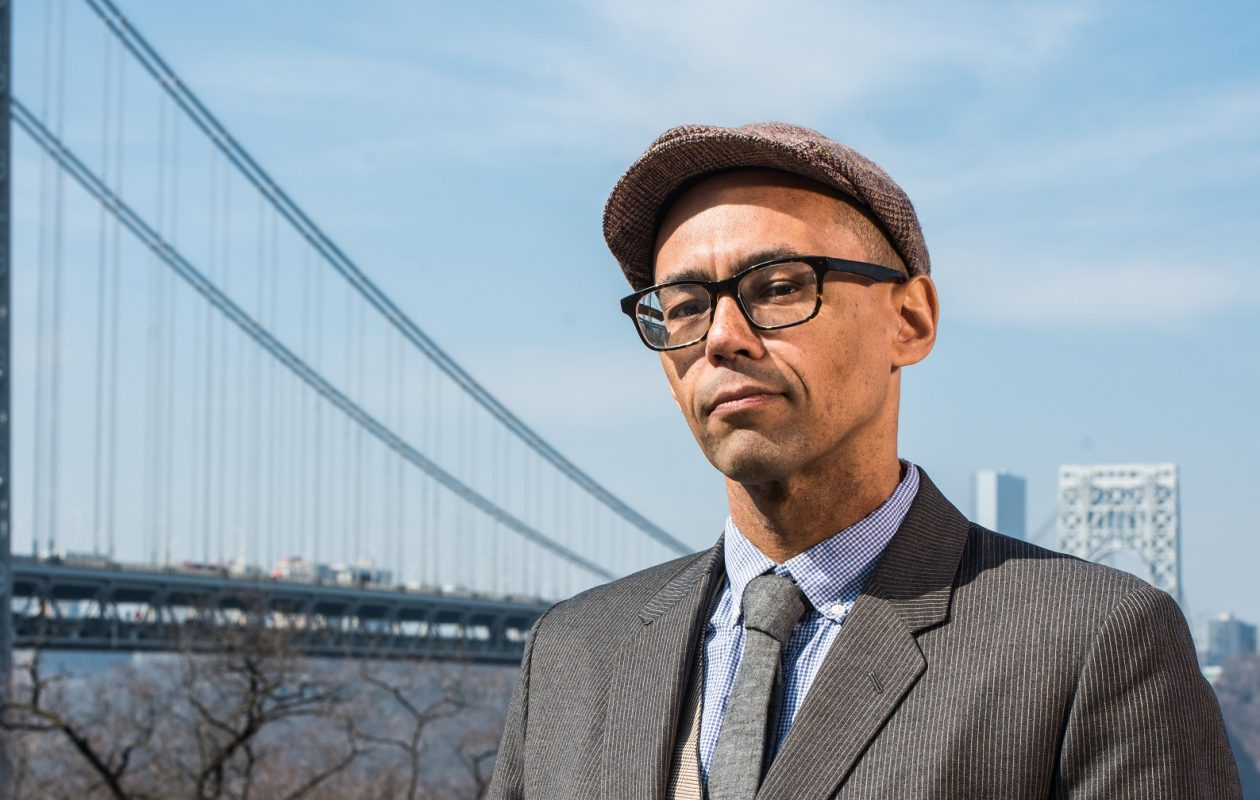 Victor LaValle (Photo by Teddy Wolf)