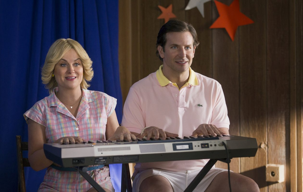 Amy Poehler and Bradley Cooper in the Netflix original series 'Wet Hot American Summer: First Day Of Camp.' (Saeed Adyani/Netflix/TNS)