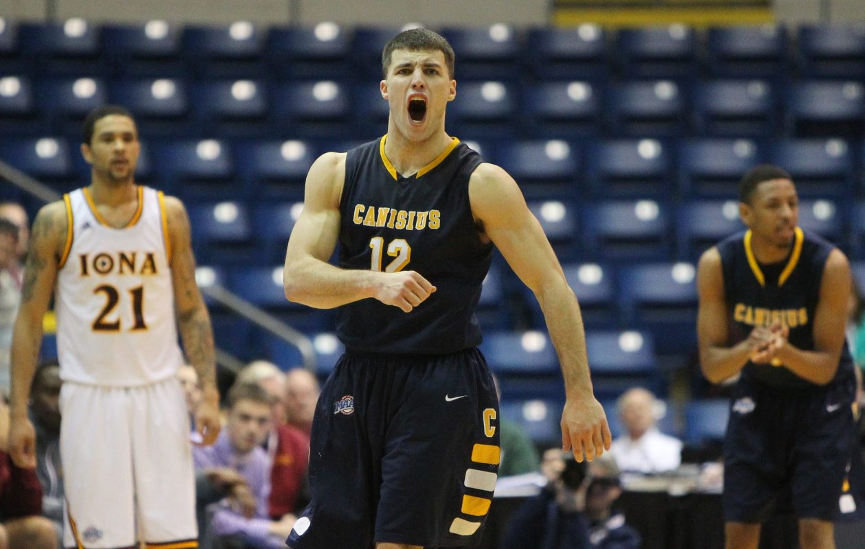 Former Canisius guard Billy Baron made Team USA. (Buffalo News File Photo)