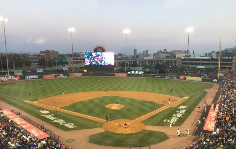 Quick Hits: Pawtucket 7, Bisons 5 (12 innings)