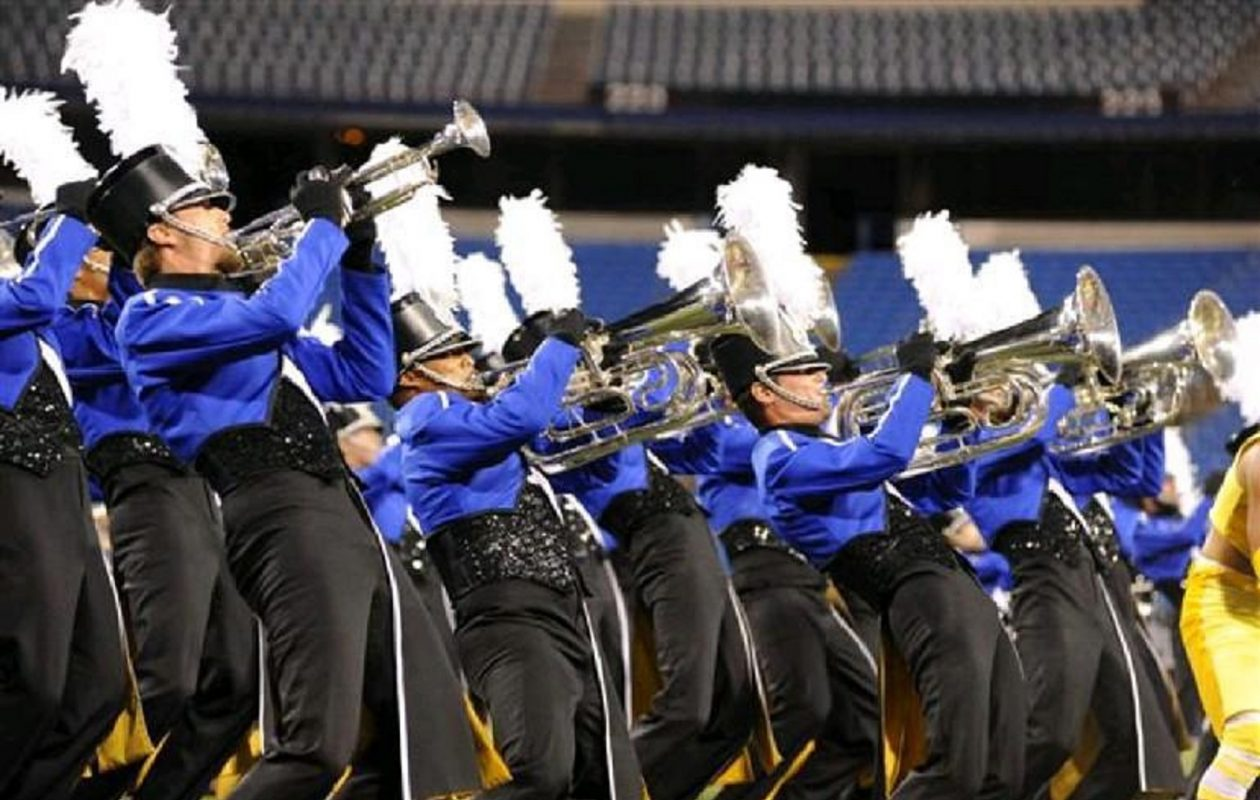 The 17-time DCI World Champion Blue Devils of Concord, Calif. will be among those at New Era Field to compete in the 20th annual Drums Along the Waterfront – Tour of Champions, at New Era Field.