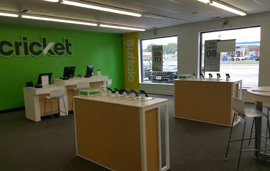 Cricket has opened a new store in Cheektowaga. (Contributed photo)