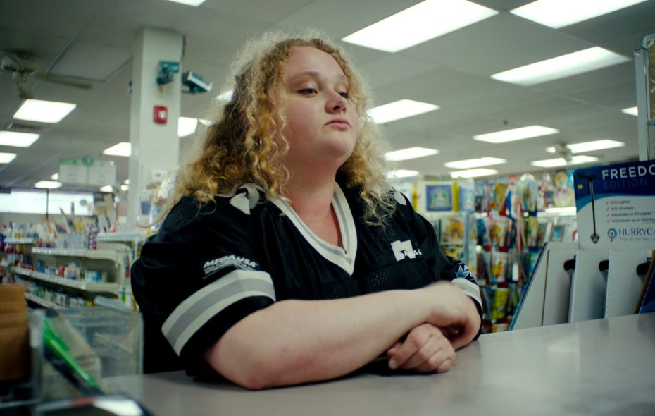 """Australian actress Danielle Macdonald delivers a breakout performance in """"Patti Cakes$."""" (Courtesy of Fox Searchlight Pictures.)"""