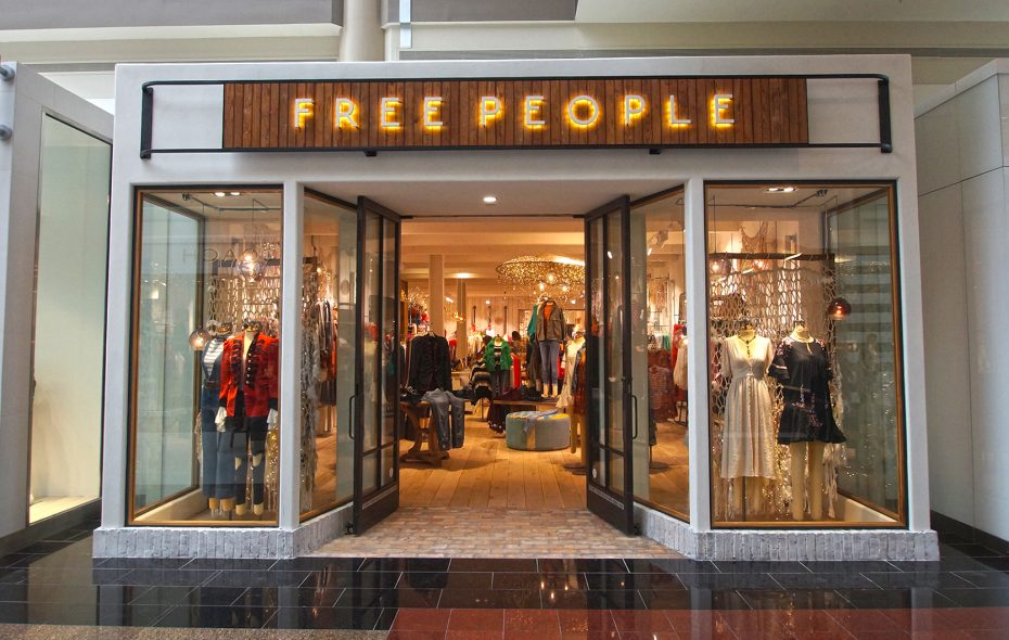 Free People has reopened at Walden Galleria. (Contributed photo)