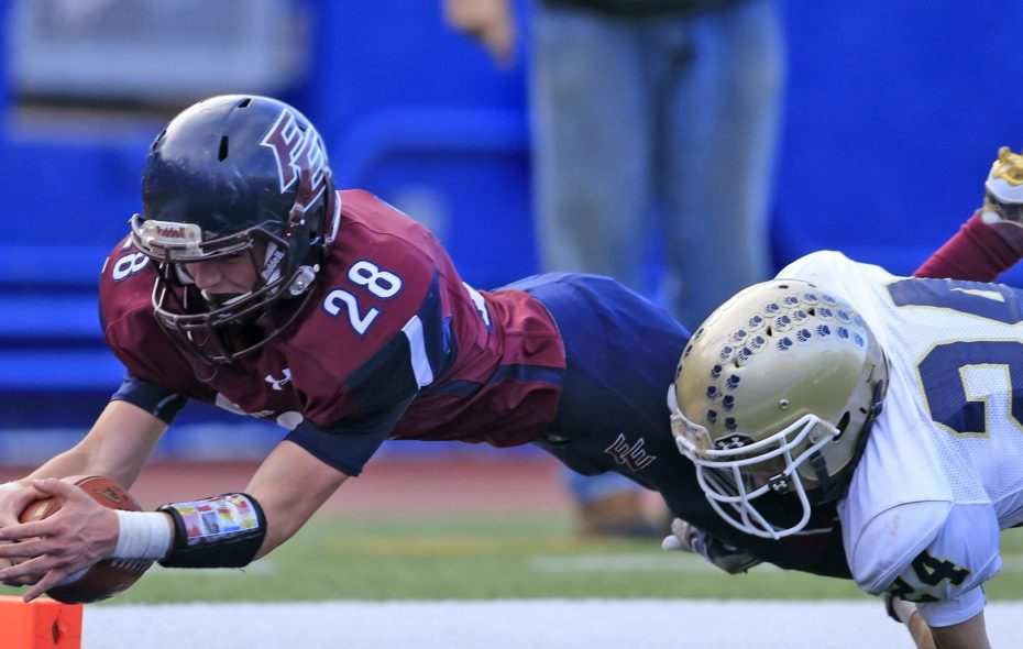 Just two seasons ago, Frewsburg played Franklinville/Ellicottville in the Section VI Class D final at the current New Era Field. (Harry Scull Jr./Buffalo News file photo)