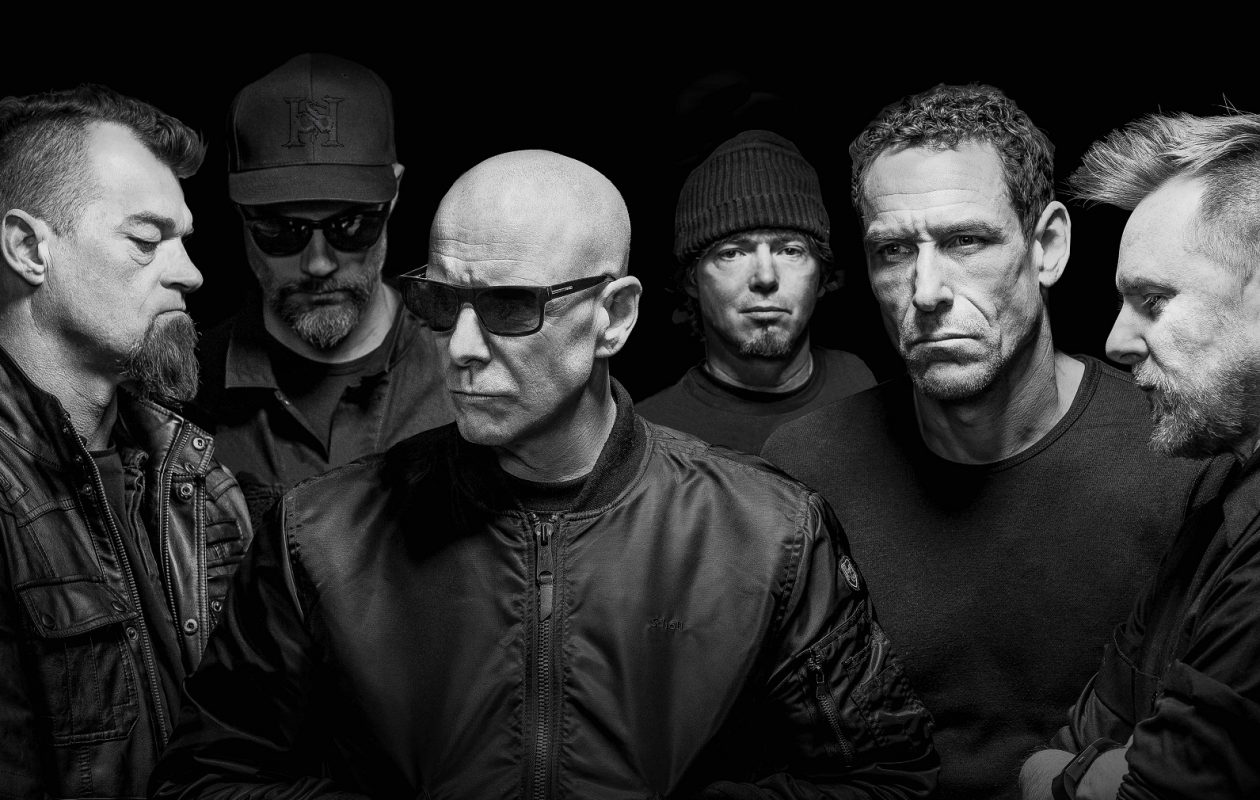 The Headstones will perform two shows at the Town Ballroom. (Gordon Hawkins)