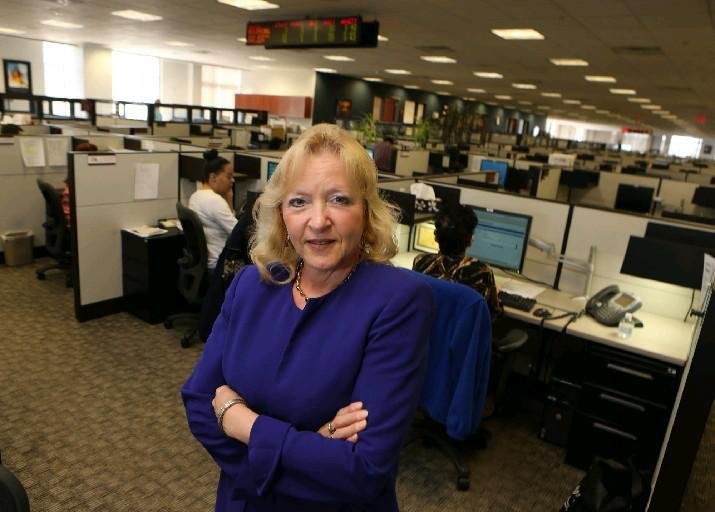 Colleen Hiam, director of the SBA Disaster Assistance Customer Service Center in Buffalo. (Buffalo News file photo)