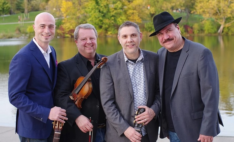 The Hot Club of Buffalo is part of the Hotel Henry Jazz Series.