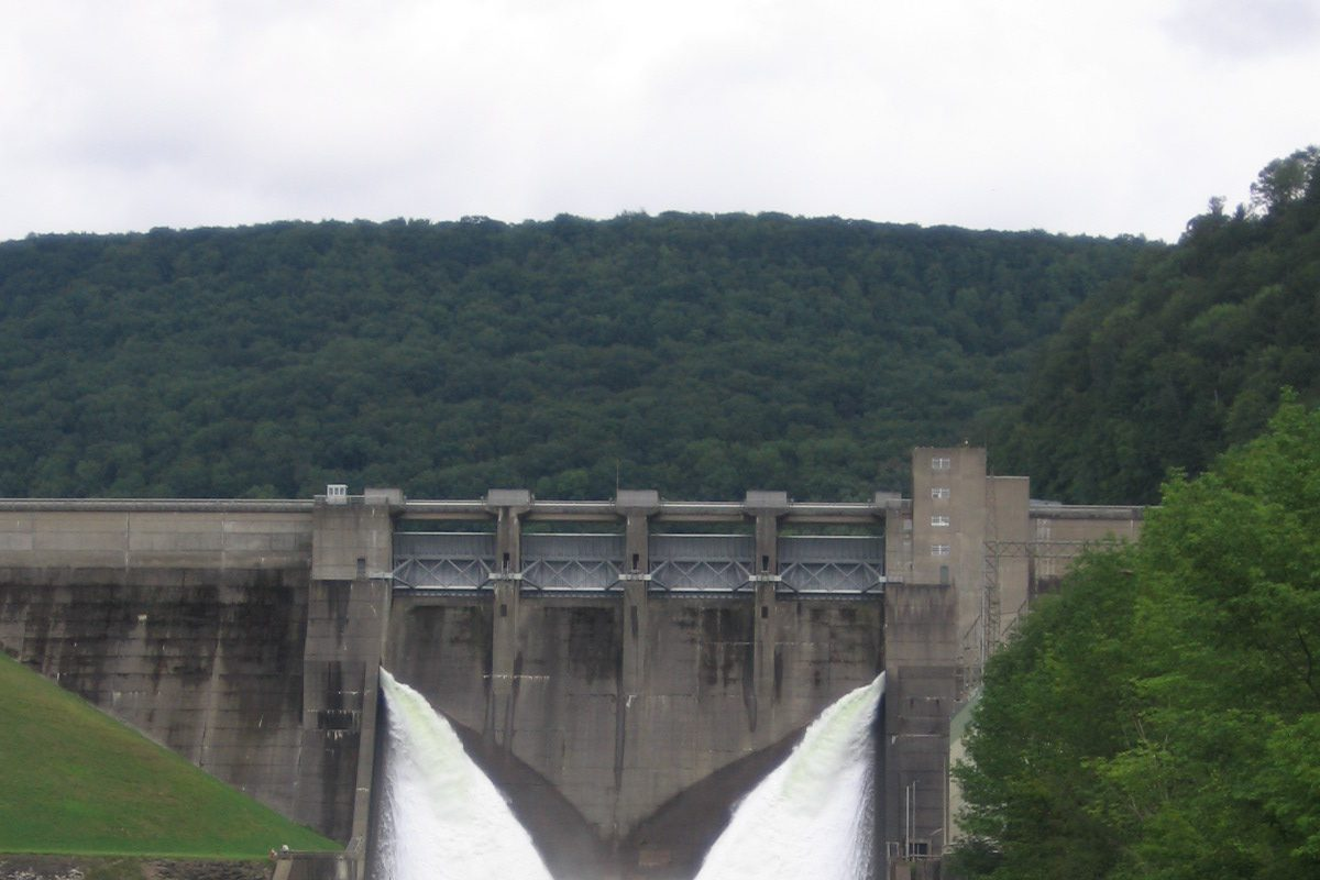 Recreational areas at the Kinzua Dam have been closed for an ongoing law enforcement issue, officials said.  (Emeri Krawczyk/Special to The News)