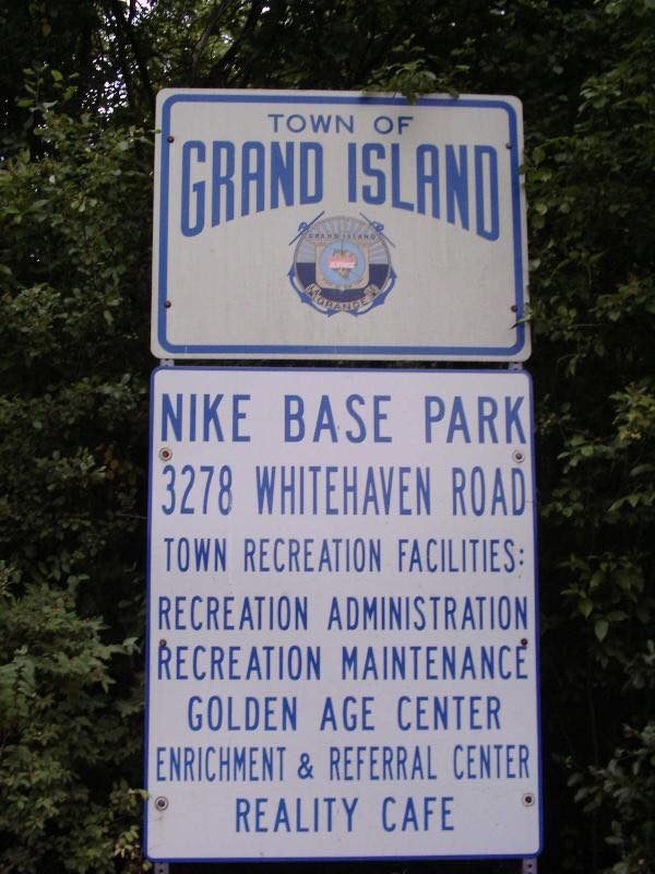 Golden Age Center at Grand Island Nike Base
