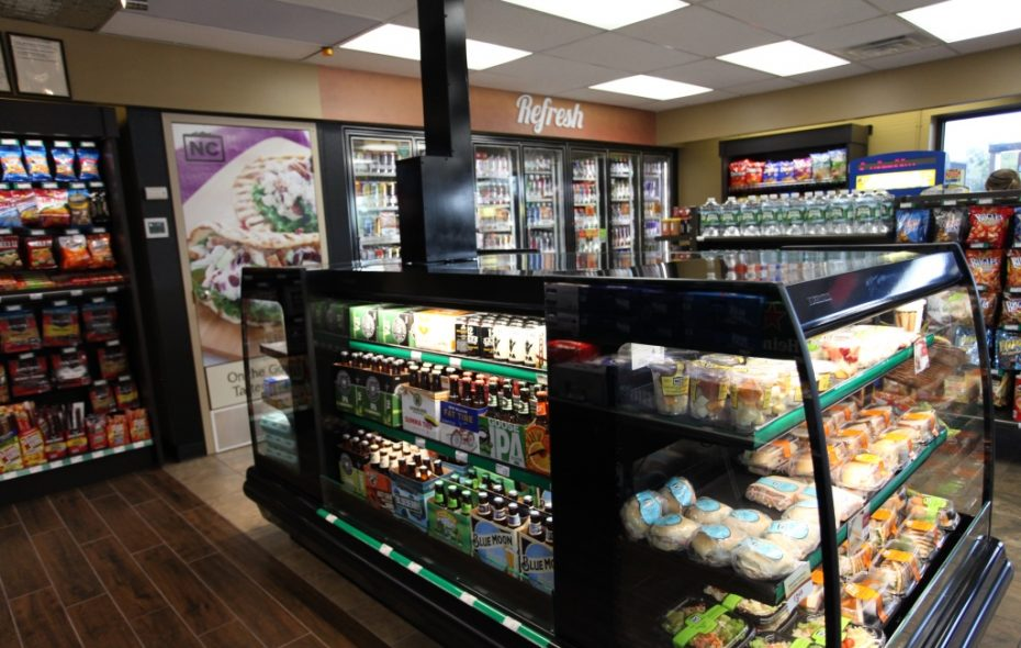 The NOCO Express shop on Sheridan Drive in the Town of Tonawanda has completed a renovation. (Contributed photo)